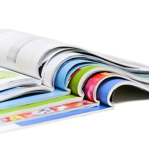 Foldery, katalogi, broszury